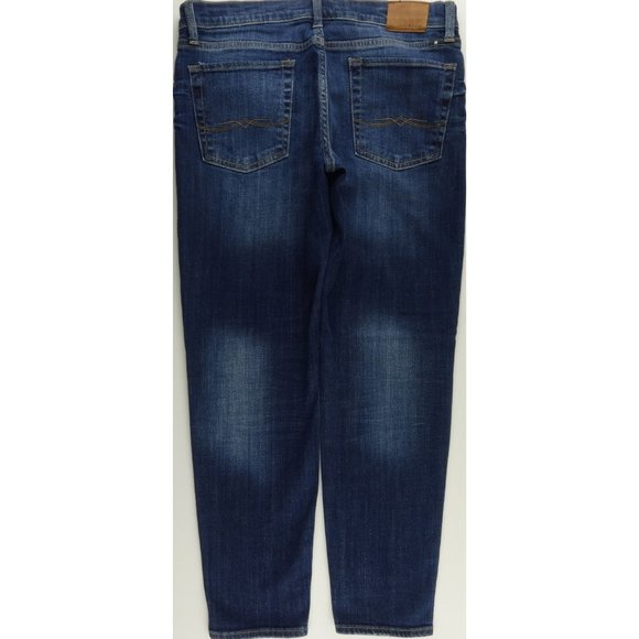 SOLD Lucky SIENNA CIGARETTE Skinny Ankle 6 B473